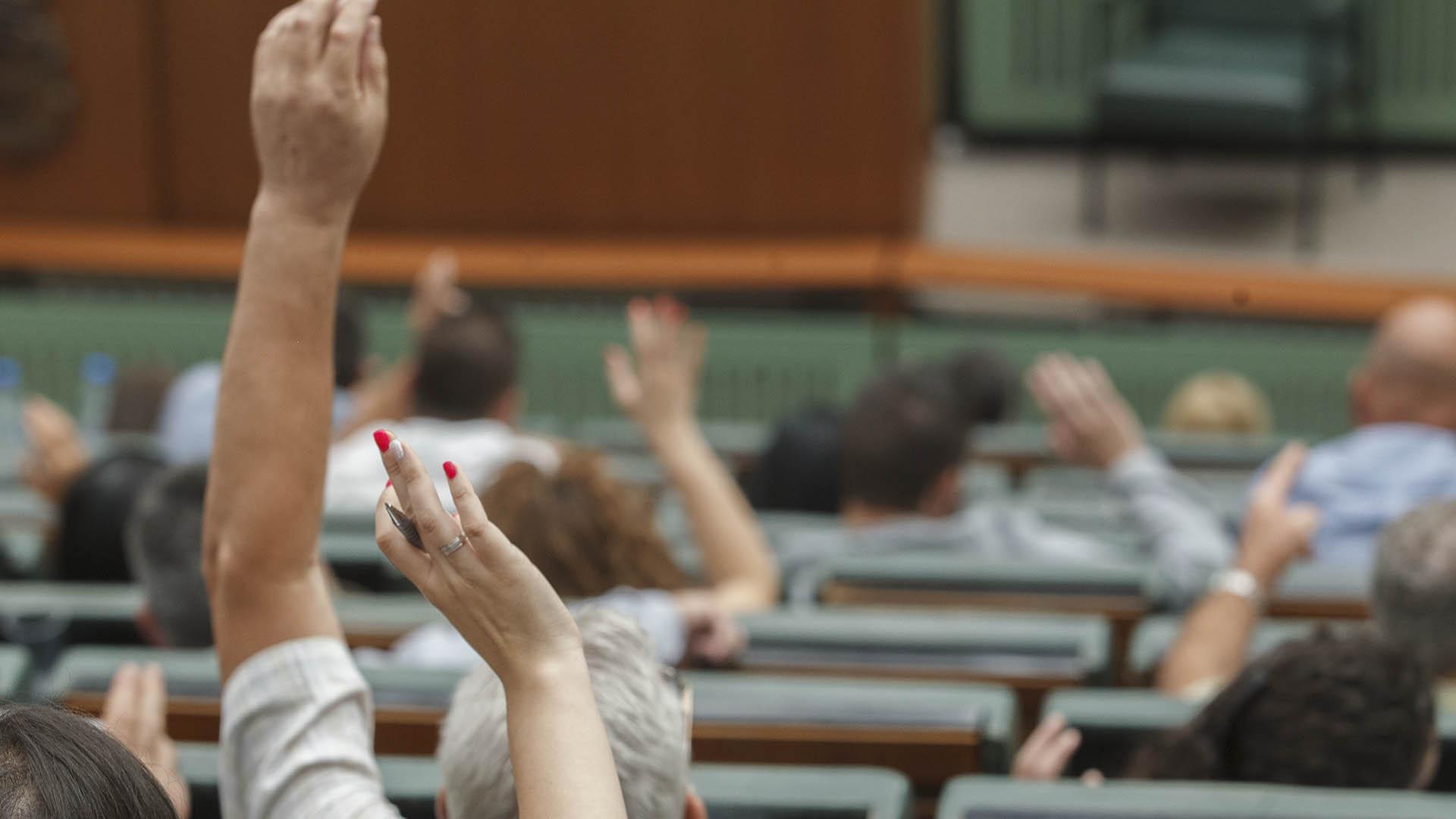 Glasanje u skupštini