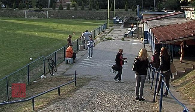 stadion u kovinu