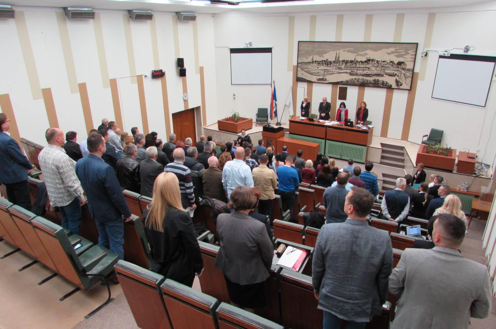 Minur ćutanja u Skupštini Pančeva