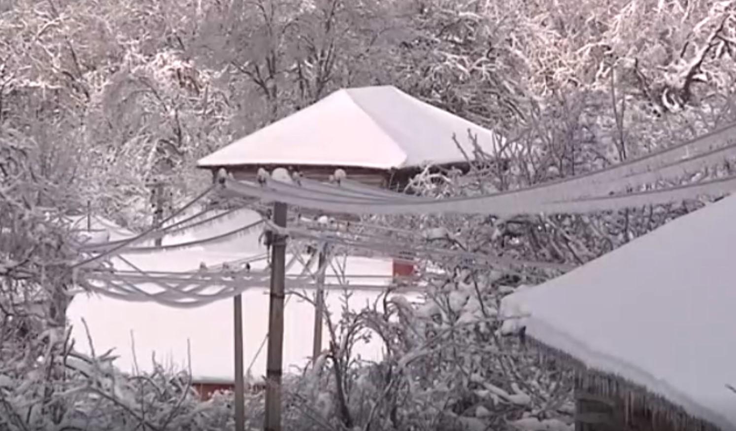 Kablovi pod snegom