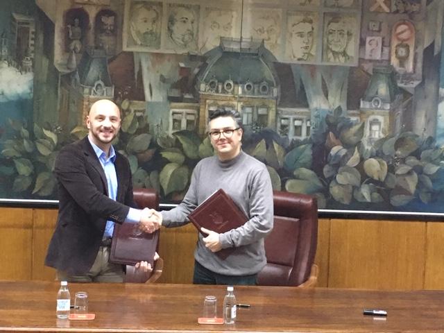 Nemanja Rotar potpisuje, Srbija u ritmu Evrope