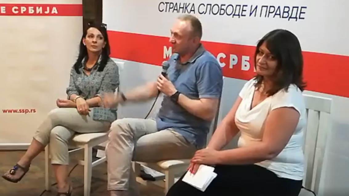 Osnivanje SSP u Pančevu