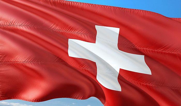 Švajcarska zastava