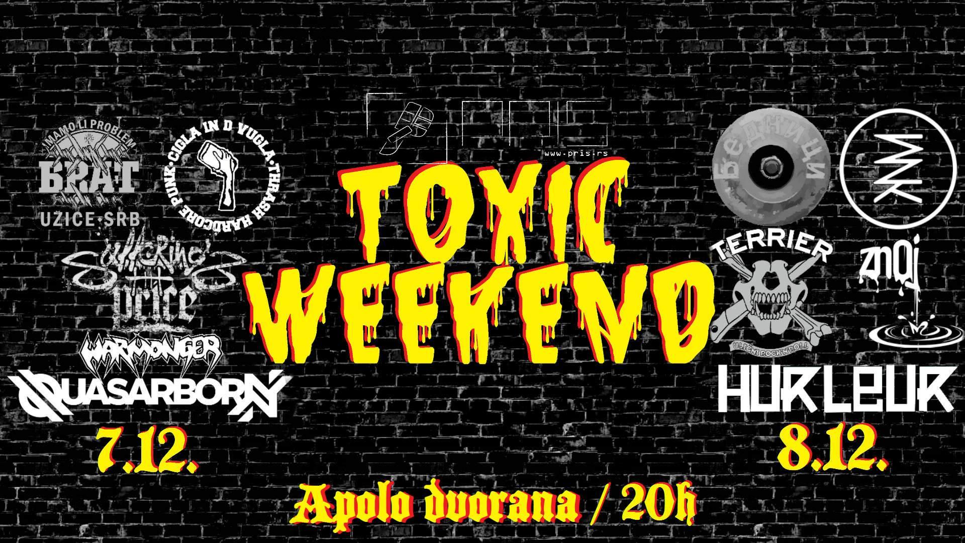 Toxic festival