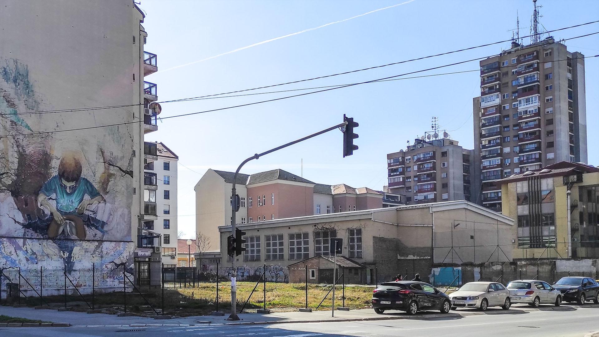Ugao Braće Jovanovića i Karađorđeve