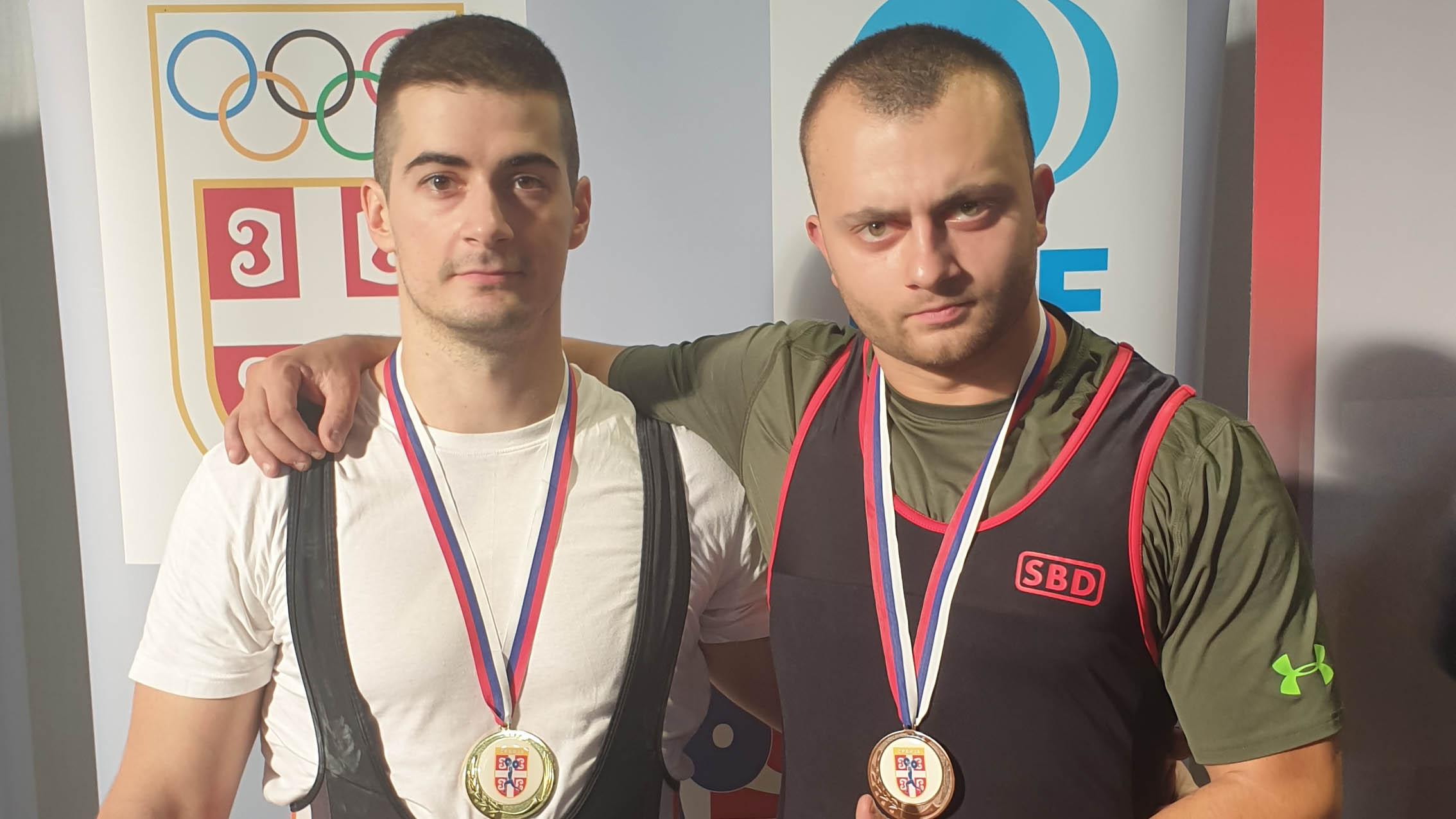 Uroš Dašić i Filip Vlajić