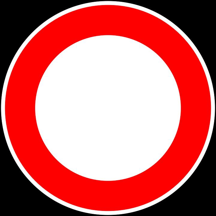 Zabrana saobraćaja