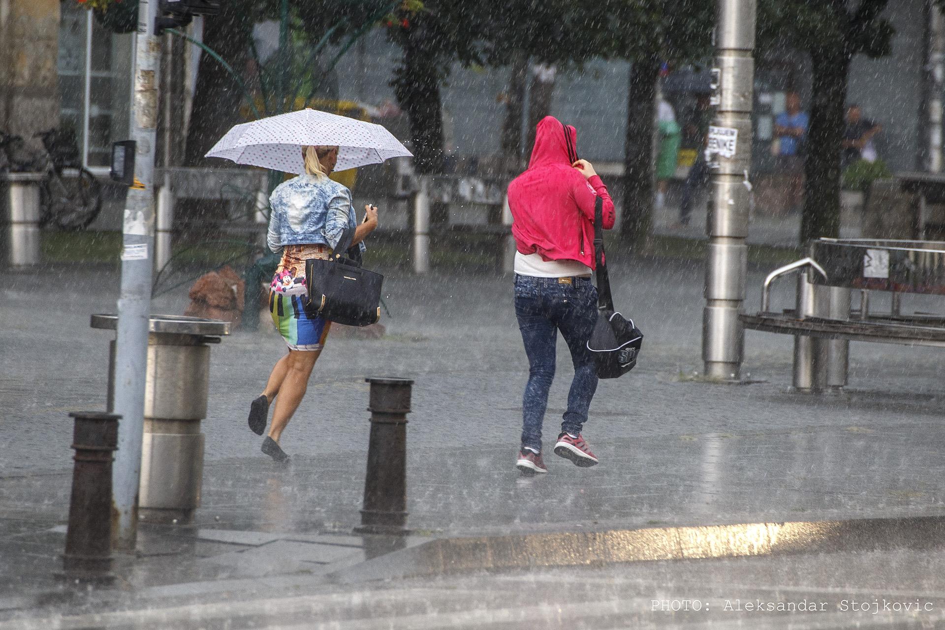 Pančevo kiša