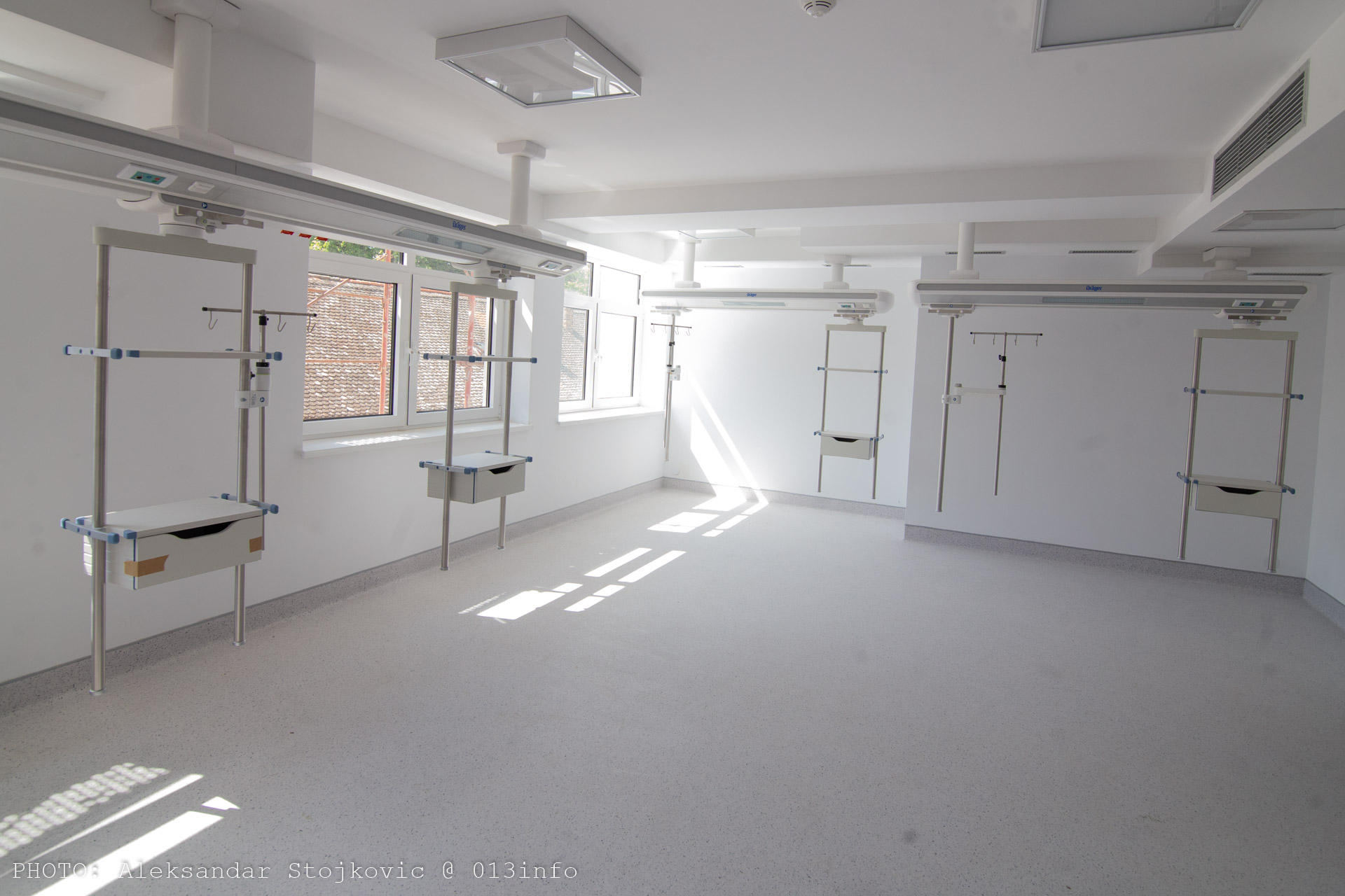 Opšta bolnica Pančevo posle rekonstrukcije