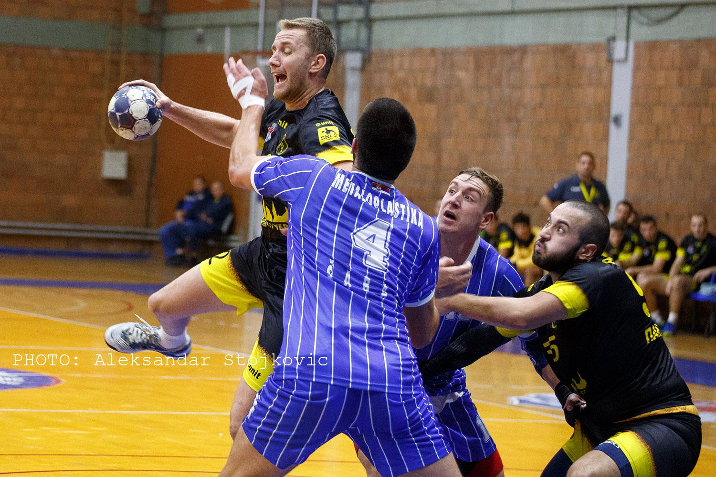 Dinamo Pančevo - Metaloplastika Šabac rukomet