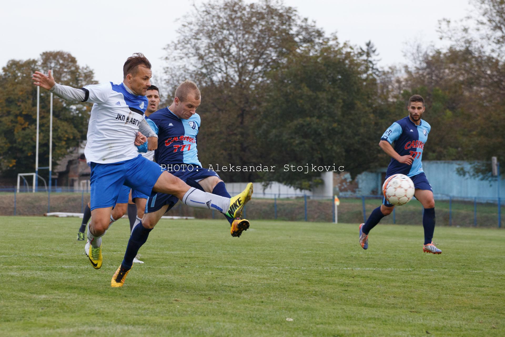 Fudbal Dinamo Pančevo - Budućnost