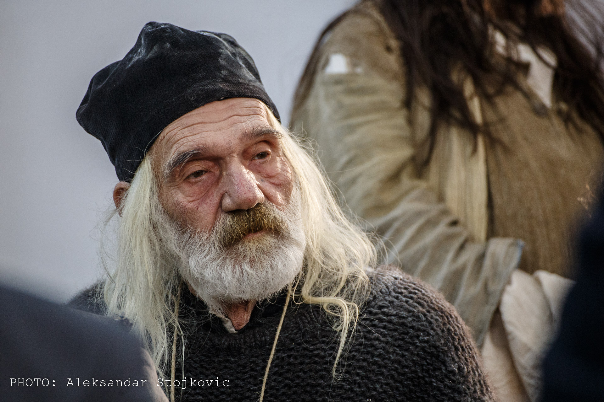 Sa snimanja filma o Petru Kočiću, Muzej Pančevo