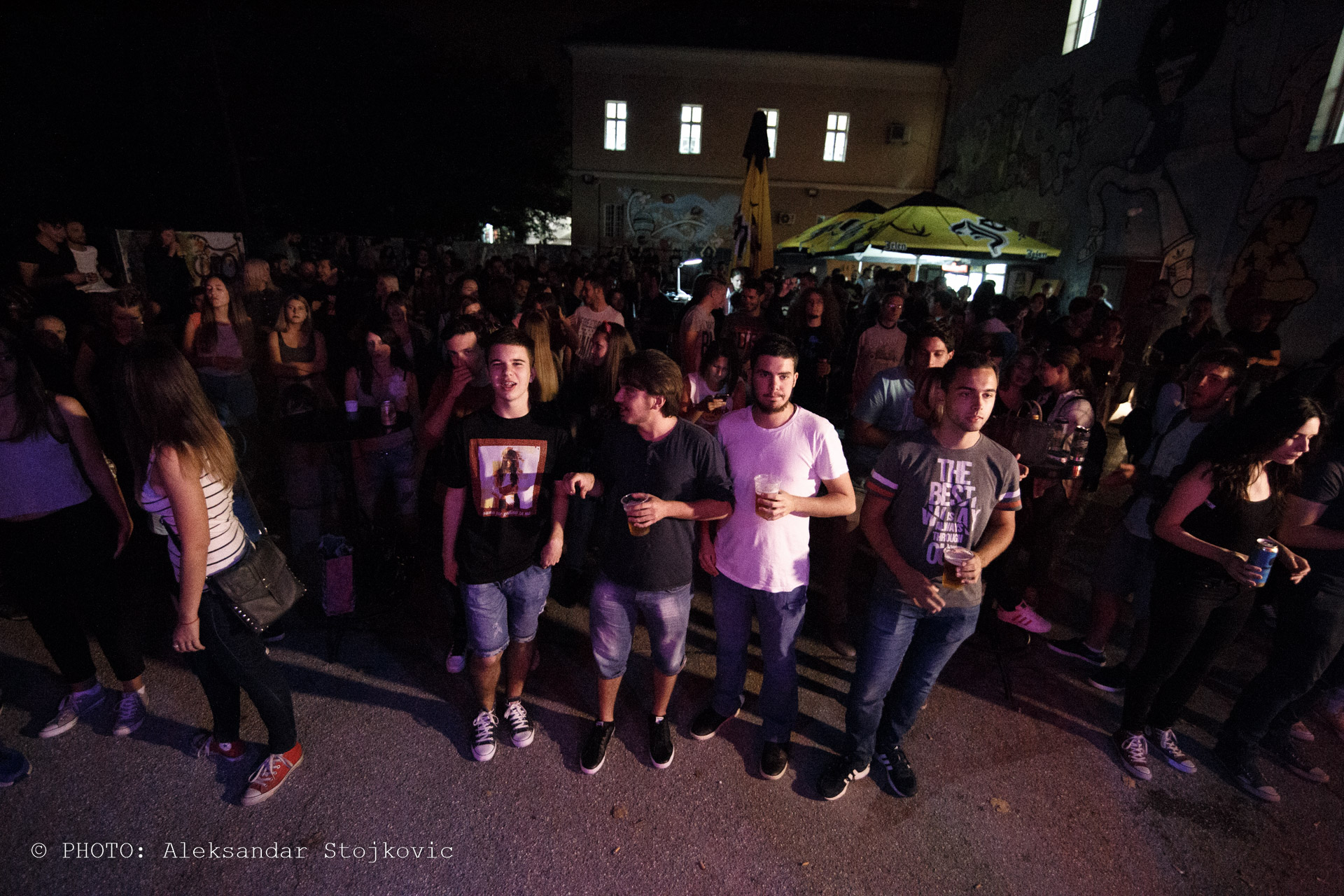 Freedom Art festival Pančevo EKV Tribute