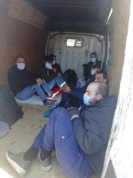 Migranti u kombiju