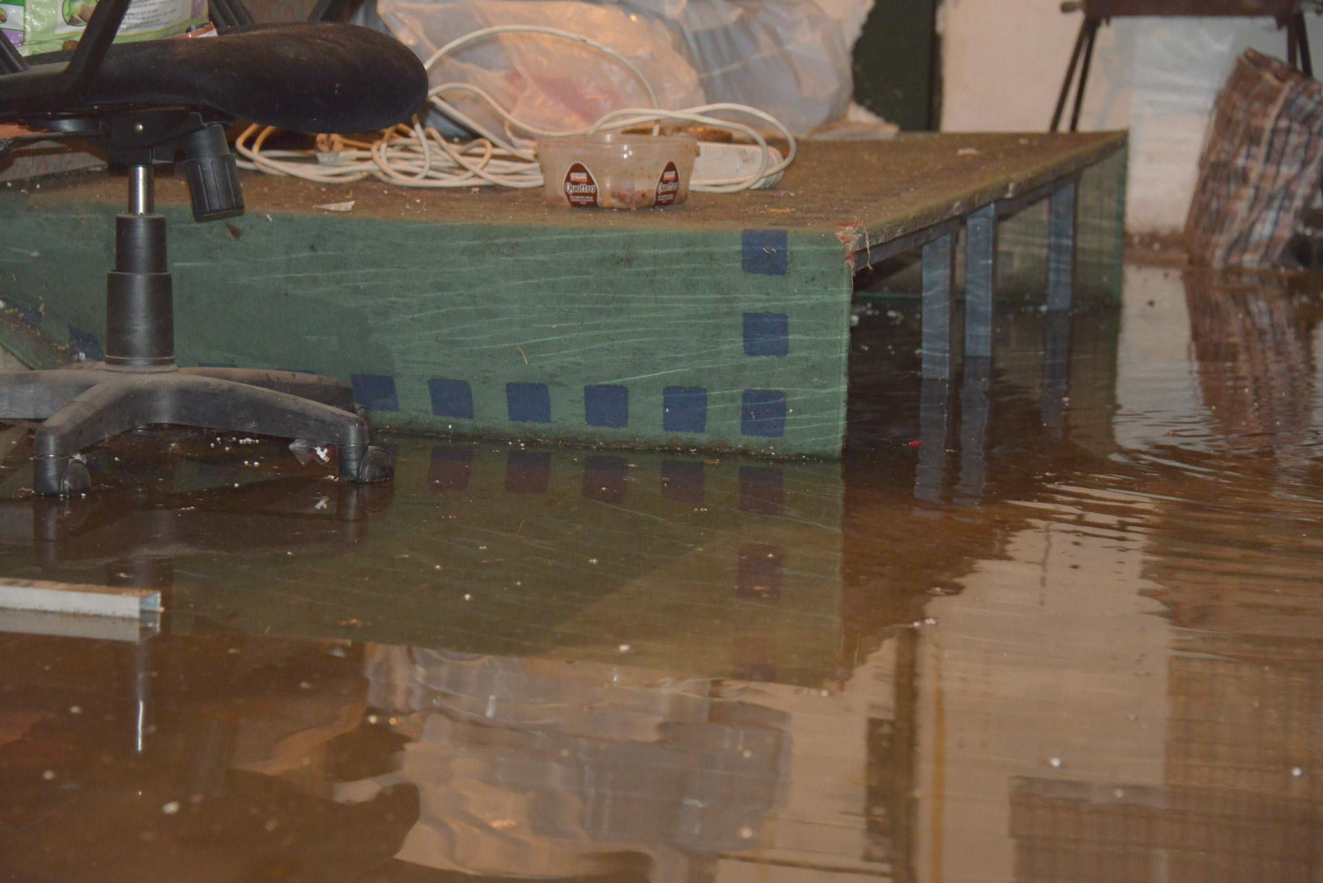 Pančevo kiša Misa