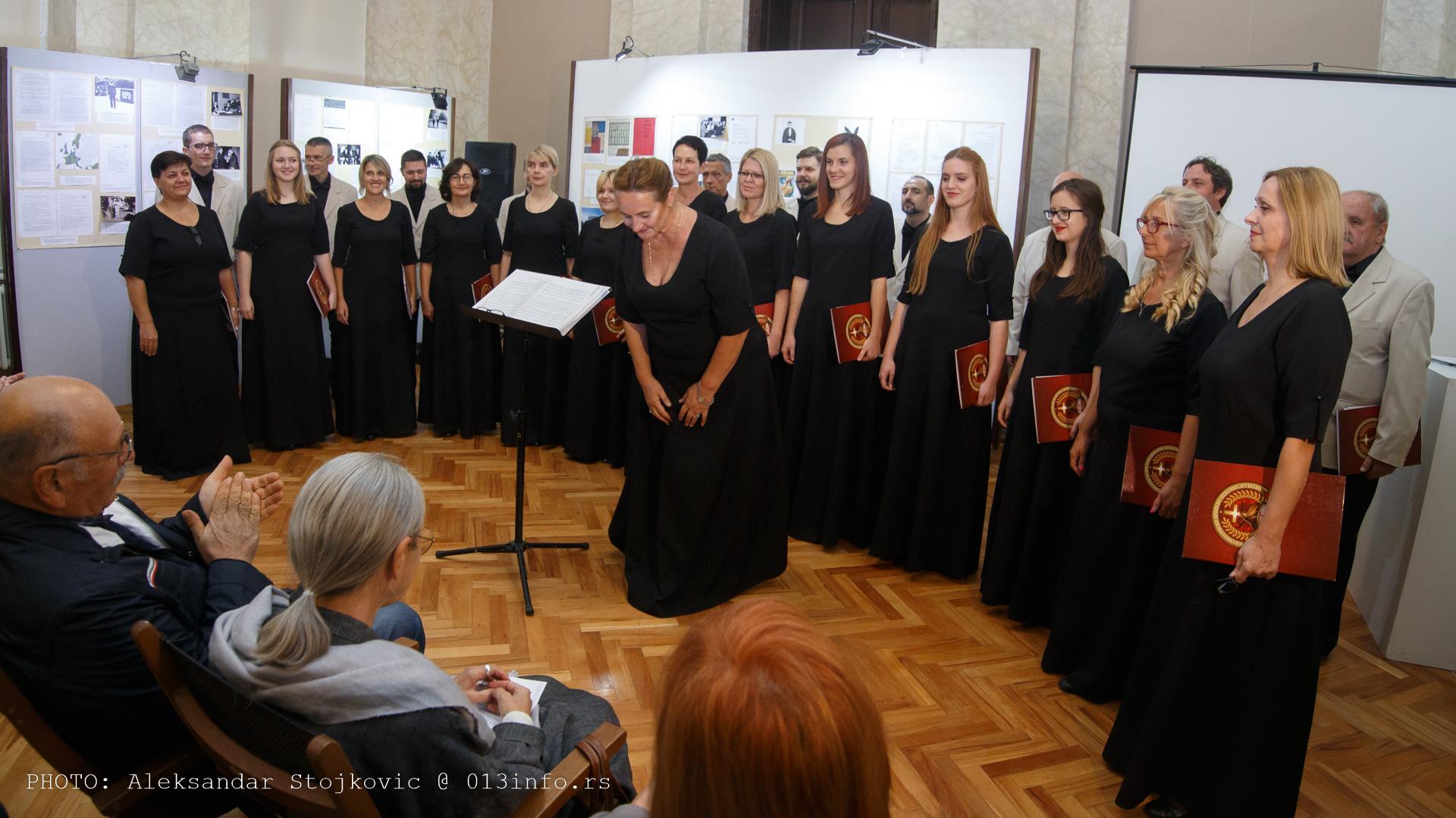 PSCPD koncert u Narodnom muzeju Pančevo