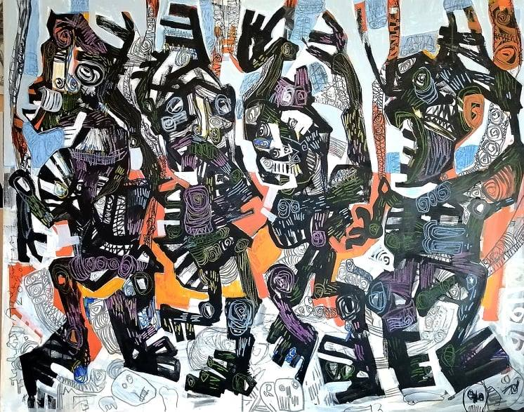 Slika Saše Alimpića