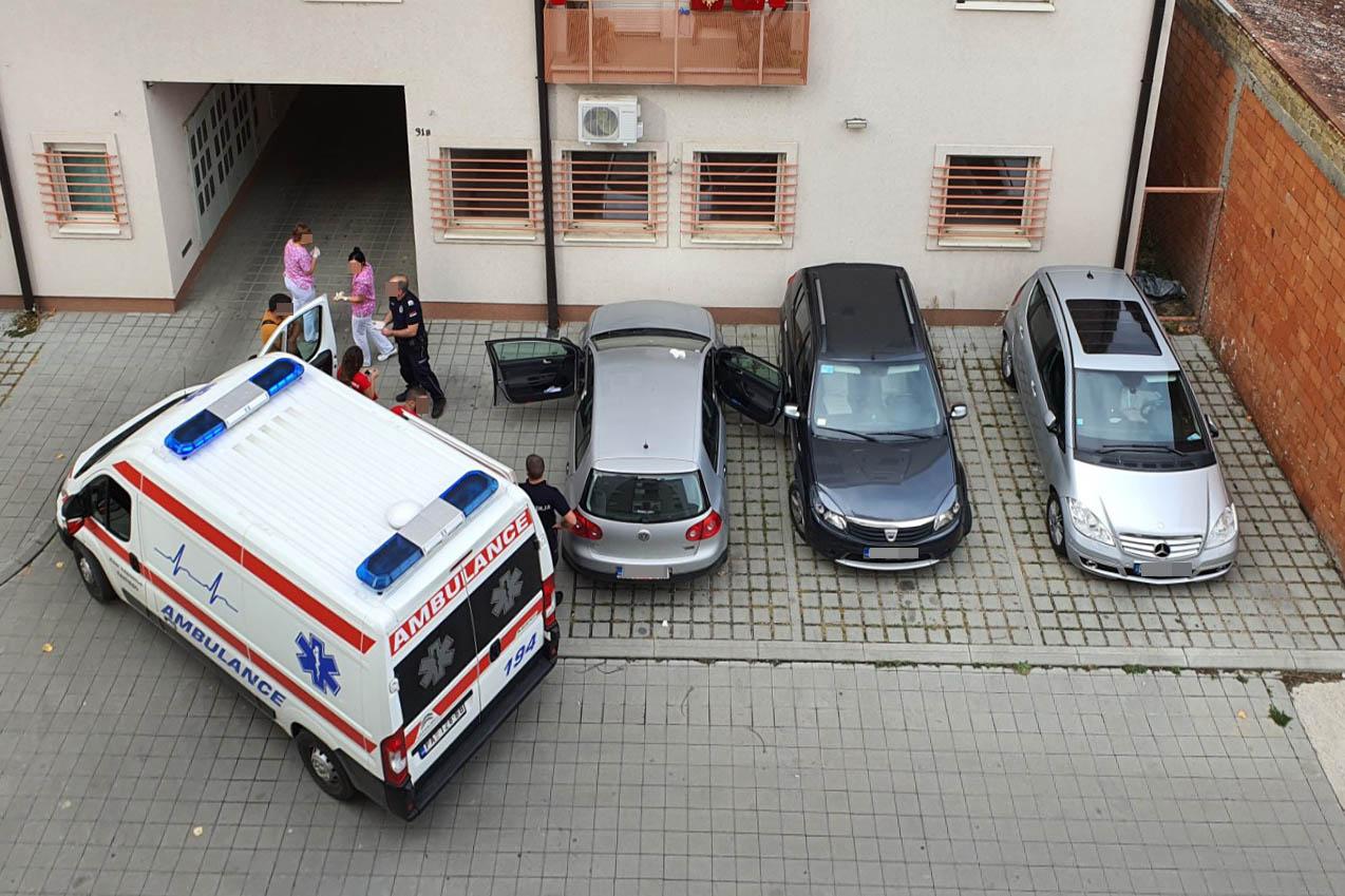Dva beživotna tela pronađena u Sterijinoj