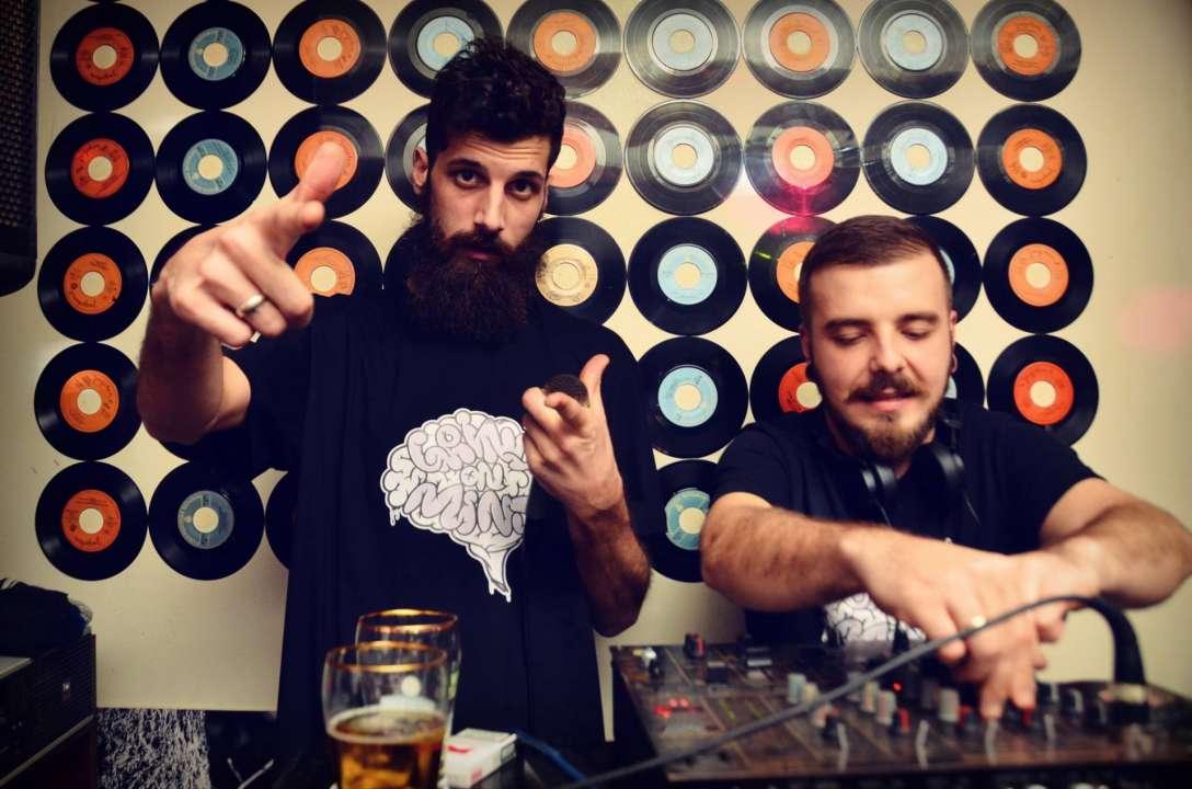 DJ Džonidža i MC Don Dada