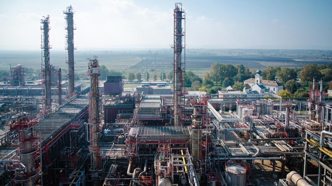 rafinerija