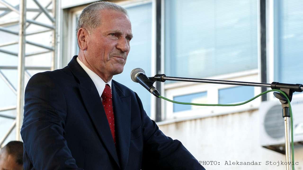 Petar Jojić, Srpska radikalna stranka, Pančevo