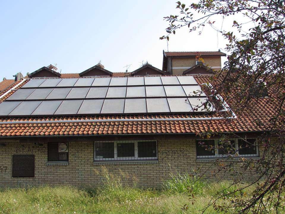 Solarni paneli Gerontološki centar Pančevo