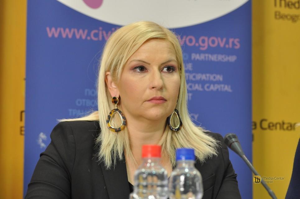 Ministarka Mihajlovic