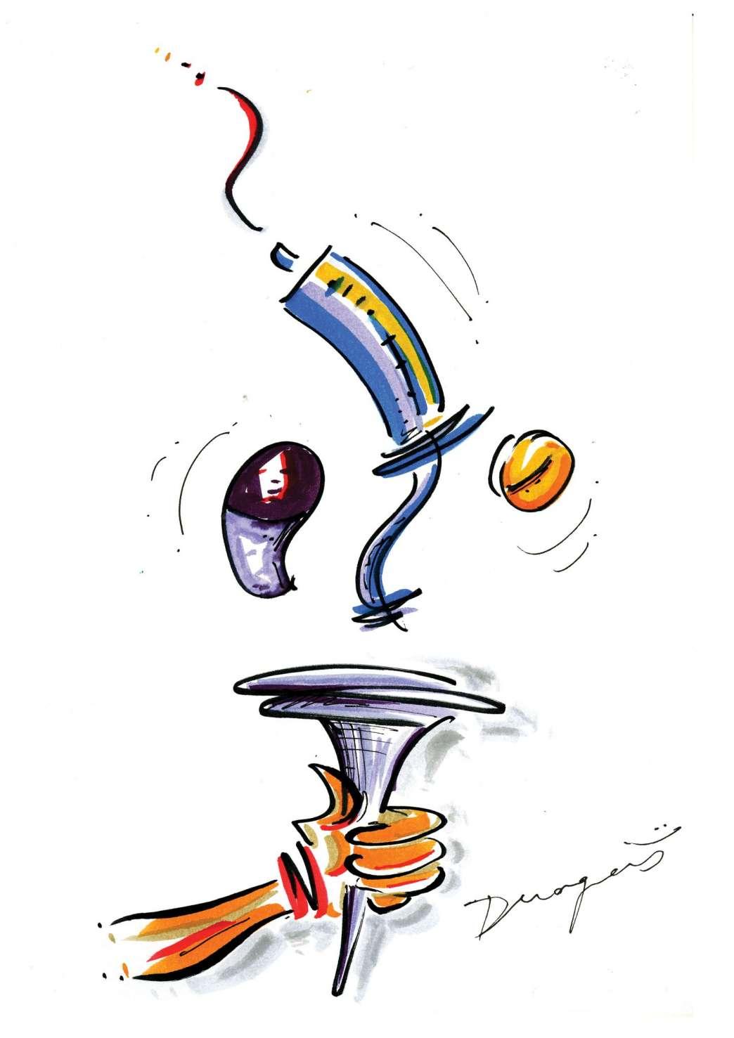 Olimpijske igre karikatura