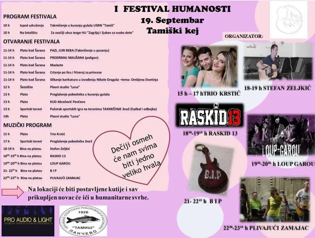 Festival humanosti