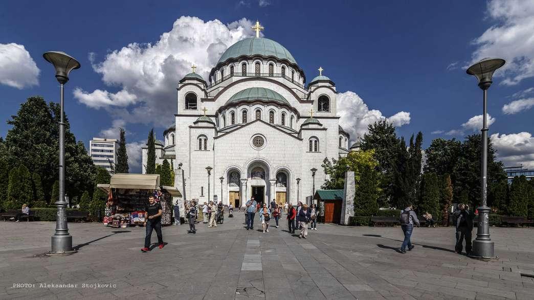 Hram Svetog Save, Vračar, Beograd