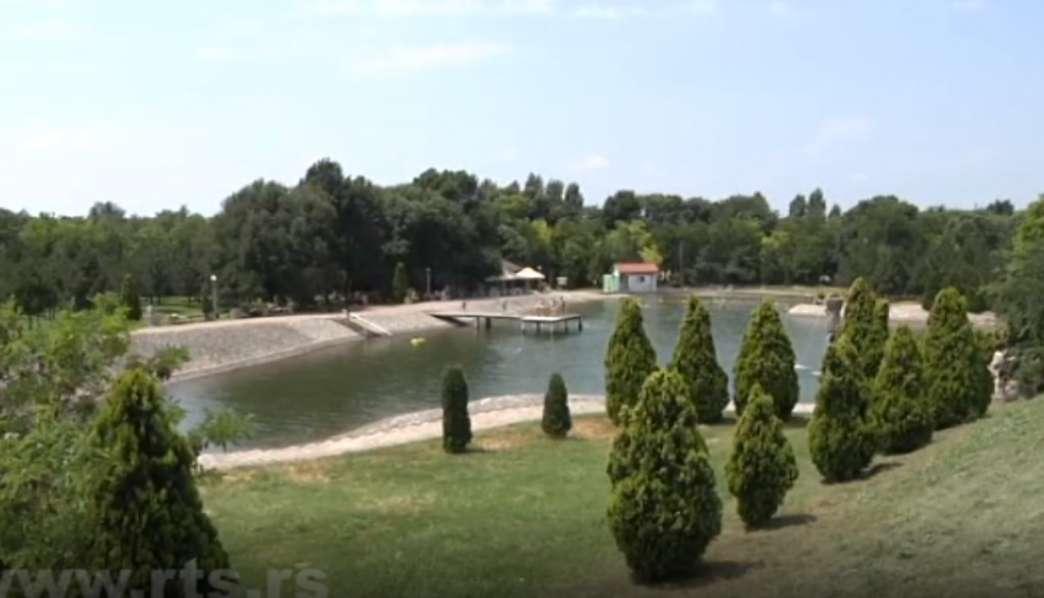 Kačarevačko jezero