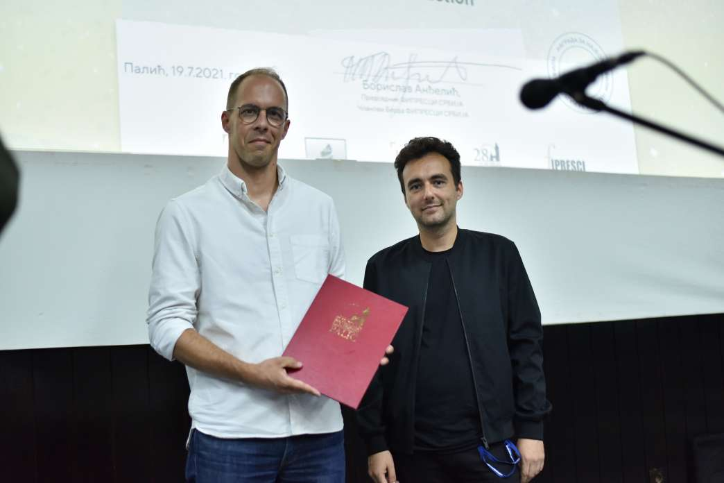 Milan Stojanović i Ivan Ilkić