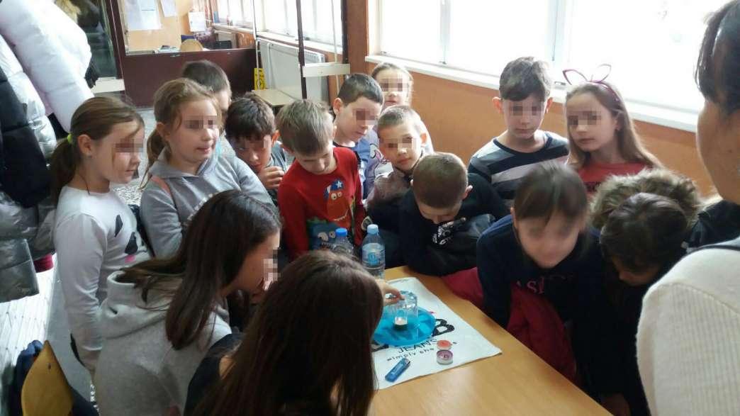 Festival nauke u školi Stevica Jovanović u Pančevu