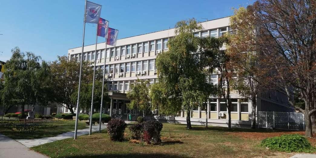 Zgrada suda u Pančevu