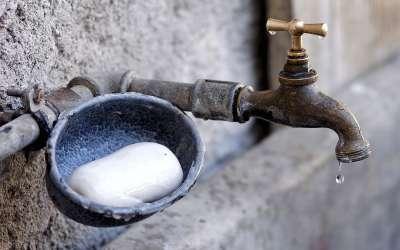 voda, ćesma