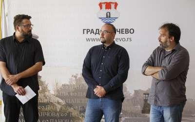 Martin, Aleksandar Farkaš i Jovan Samoilov