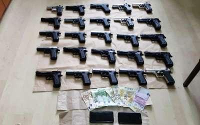 Gasni pištolji