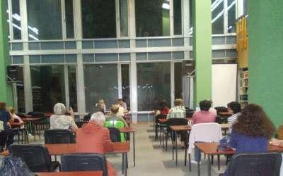 Književno veče u Gradskoj biblioteci