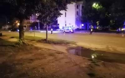 Poginuo pešak u Stevana Šupljikca