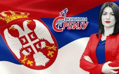 Pokret Živim za Srbiju