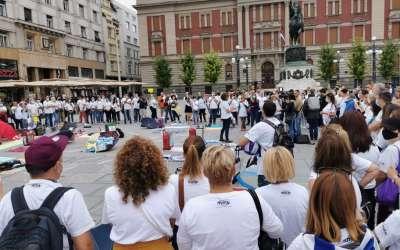 Performans 10 minuta za spas turizma Beograd
