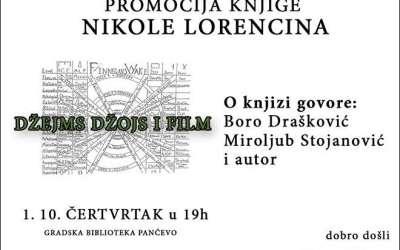 Promocija knjige u Gradskoj biblioteci