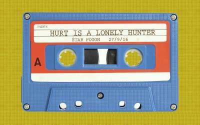 Hurt is a Lonely Hunter plakat