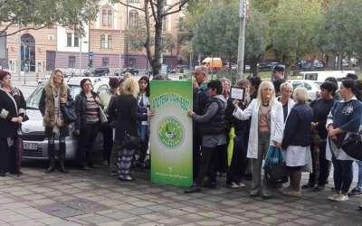 Protest apotekara