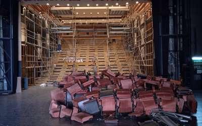 Rekonstrukcija dvorane Kulturnog centra