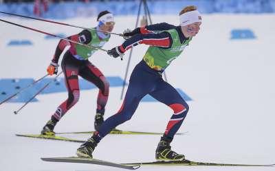 Nordijsko skijanje