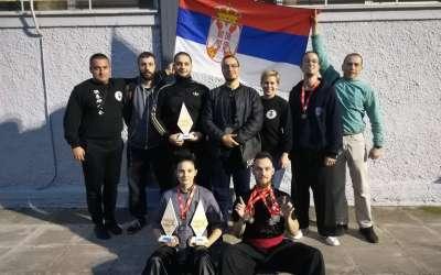Pančevci na Palamidio martial arts turniru