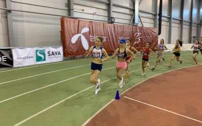 Sanja Marič u trci