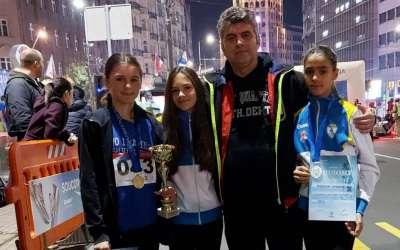 AK Dinamo ulična trka Beograd