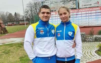 Aleksa Živanov i Anđela Kićović